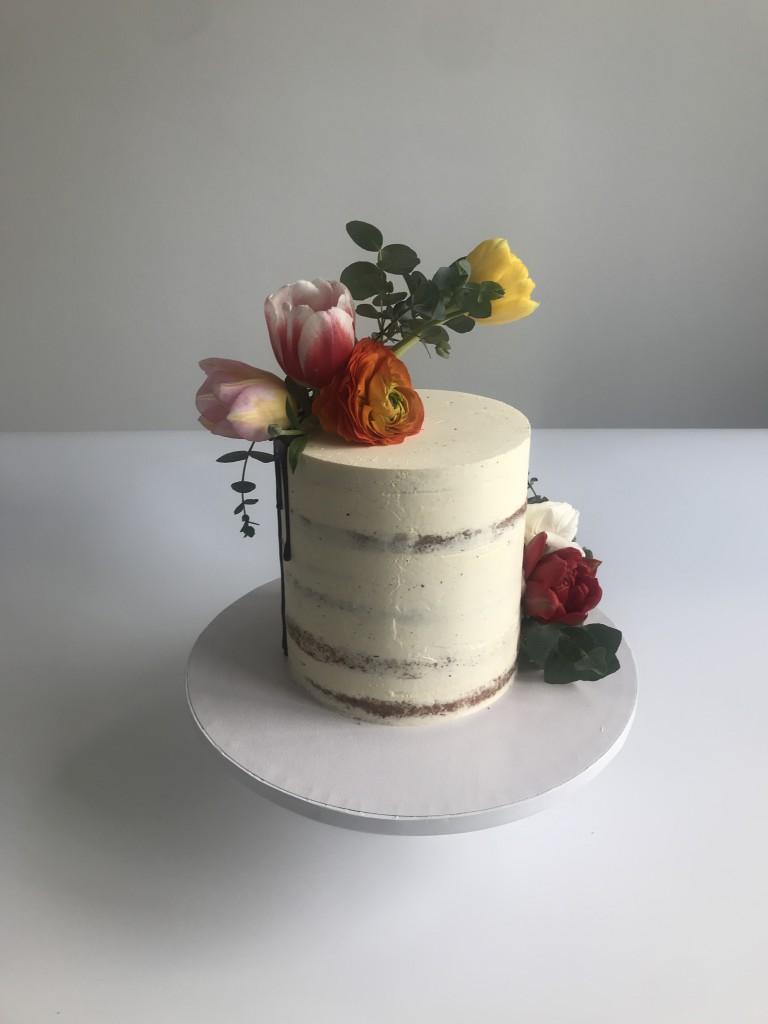 Geburtstagstorte_Tulpen