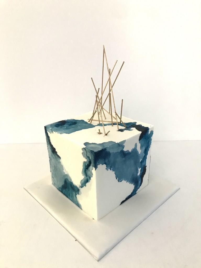 Eckige Torte